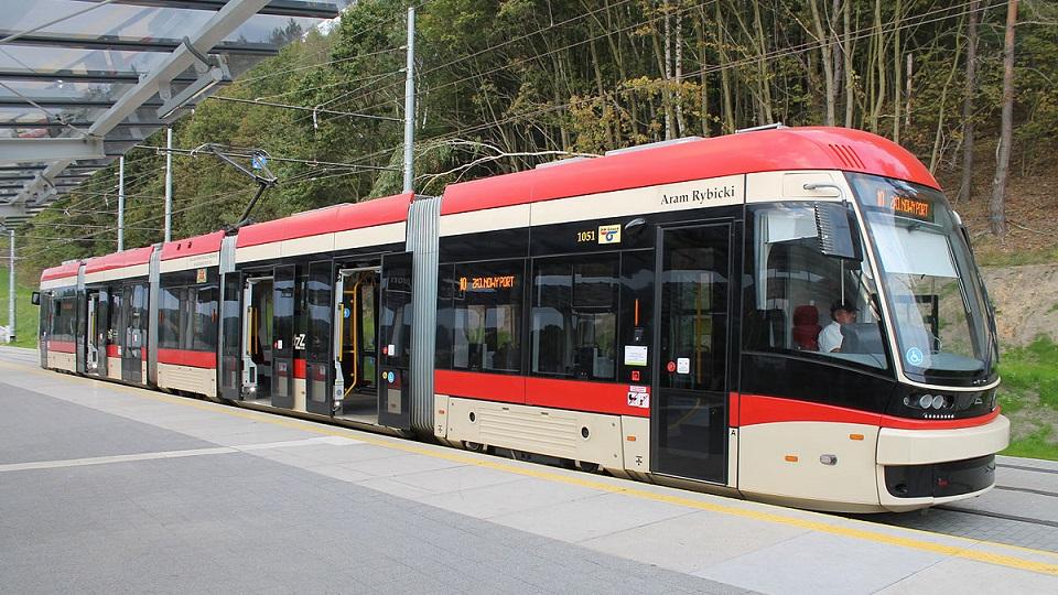 Ogromny Gdansk orders new batch of Jazz trams | RailTech.com LH35