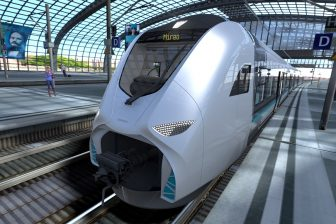 Siemens Mireo train, source: Siemens Mobility