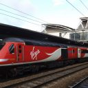Trainset of Virgin Trains, source: Wikipedia