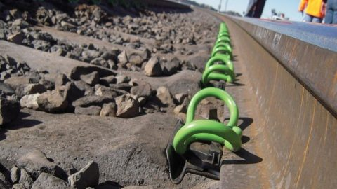 Vossloh Rail Fastening Systems, source: Vossloh