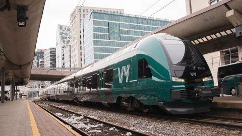 Vy Flirt train, source: Stadler Rail