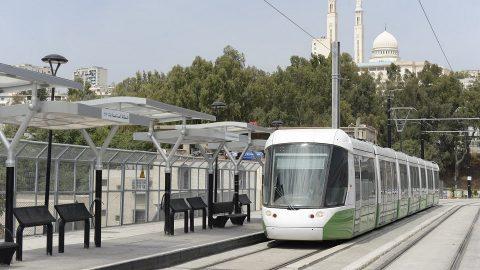 Alstom Citadis tram in Constantine, source: RATP