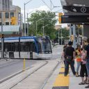 Bombardier Flexity tram in Waterloo, Canada, source: Grand River Transit