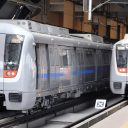 Bombardier Movia trains in Delhi Metro, source: Bombardier Transportation