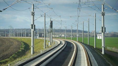Deutsche Bahn tracks, source: Deutsche Bahn