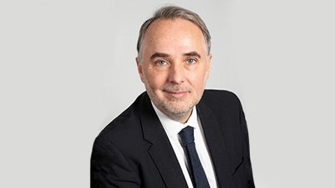 Francois Davenne Director General of UIC, source: © UIC / J. Jem