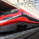 Frecciarossa 1000 high-speed train, source: Bombardier Transportation