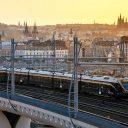 Leo Express train, source: Leo Express