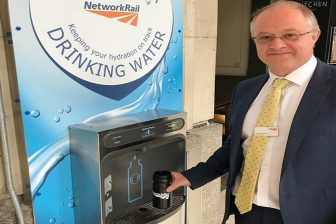 Network Rail refill revolution, source: Network Rail