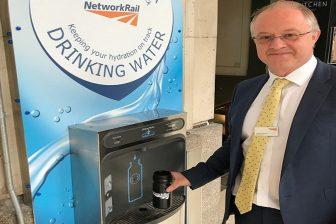 Network Rail refill revolution, source: Network Rail