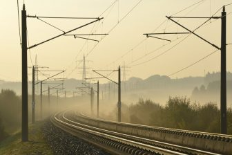 Railway line, source: Deutsche Bahn
