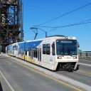 Siemens SD660 tram in Portland, source: Wikipedia