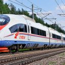 Siemens-made Sapsan high-speed train, source: Wikipedia