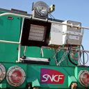 SNCF has performed the successful tests of the autonomous train. The vehicle ran a distance of four kilometres with the help of a drone