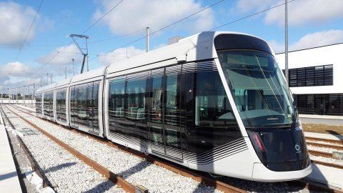 Citadis tram in Caen La Mer, source: Alstom