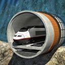 Helsinki - Tallinn Tunnel project, source: Finest Bay Area Development company