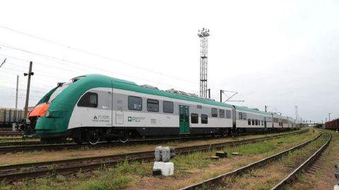 Pesa 760M diesel train for Belarusian Railway, source: Belarusian Railway