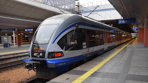 Pesa ED74 train of PKP Intercity, source: PKP Intercity