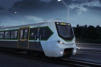 Alstom Transperth C-Series train, source: Metronet