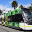 Bombardier Flexity tram in Melbourne, Australia, source: Wikimedia Commons