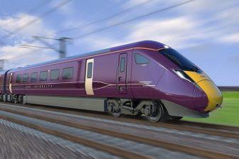 Hitachi AT300 train of Abellio, source: Abellio