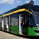 Moderus Gamma LF 03 AC BD tram, source: MPK Poznań