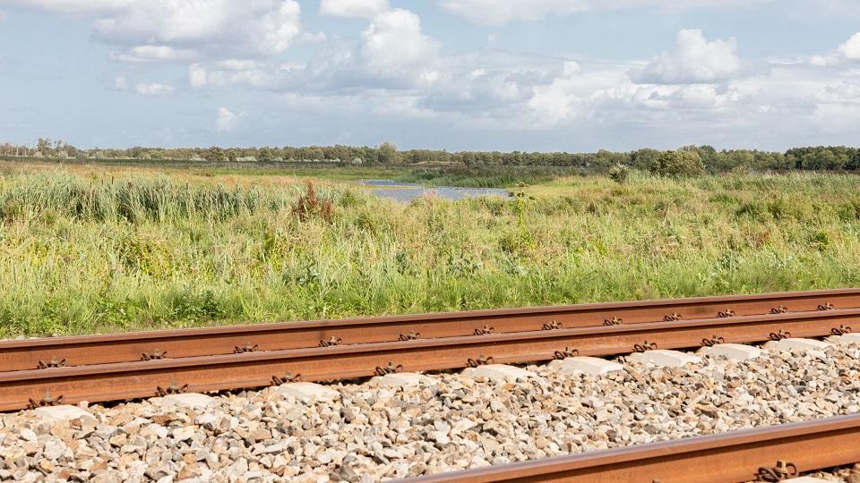 Naarden-Bussum railway line, source: Movares