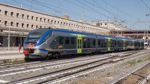 Trenitalia Jazz ETR425 train, source: Wikimedia Commons