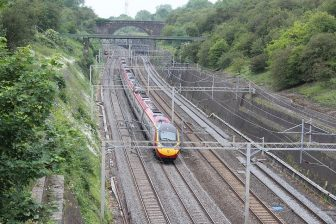 West Coast Main Line, source: Wikimedia Commons