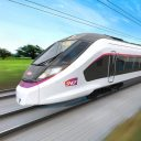 CAF intercity train for SNCF, source: CAF