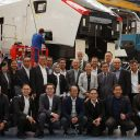 Indonesian delegation at Stadler facility in Switzerland, source: Stadler Rail