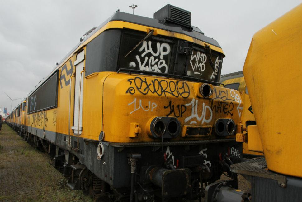 NS Class 1700 locomotives, source: Paul van den Bogaard