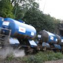 Rail Head Treatment Train, source: Network Rail