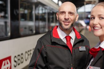SBB personnel, source: SBB