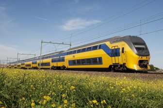 VIRM double-decker train of Nederlandse Spoorwegen, source: Nederlandse Spoorwegen (NS)