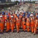 Female railworkers, source: Women in Rail