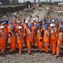 Female railworkers, source: Women in Rail