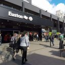 London Euston railway station, source: Network Rail