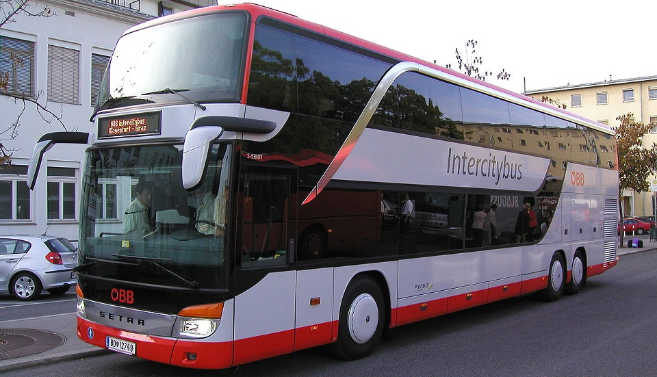 ÖBB Intercitybus, source: Wikimedia Commons