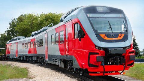 Railbus RA-3, source: Metrovagonmash