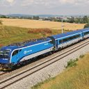 Railjet train of České dráhy, source: Wikimedia Commons
