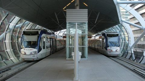 RandstadRail in The Hague, source: Peter Velthoen via Flickr