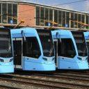 Stadler Tango NF2 trams for Ostrava, source: Dopravní podnik Ostrava, DPO