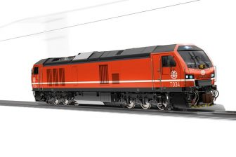 Stadler locomotive for Taiwan Railways Administration, source: Stadler Rail