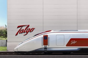 Talgo Dr Avril inspection train, source: Talgo