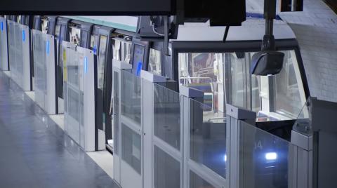 Paris Metro line 1