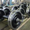 Interpipe wheelsets for Iberian gauge