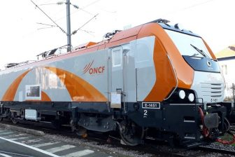 Alstom Prima locomotive for Morocco