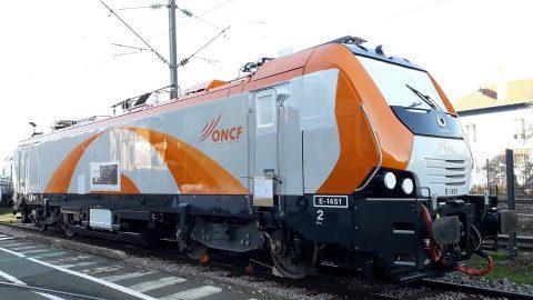Alstom Prima locomotive for Morocco