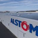 Alstom site in Tarbes with roof solar panels, source: Alstom